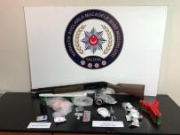 4 İlde Eş Zamanlı Uyuşturucu Operasyonu Açıklaması 13 Gözaltı