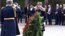 TÜRK ŞEHİTLİĞİ - Adalet Bakanı Abdulhamit Gül, Azerbaycan'da