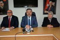 AK Parti İl Başkanı Yurdunuseven, Hükümeti Eleştiren Siyasilere Cevap Verdi