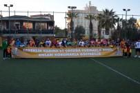 ÖZGÜR ÇEVİK - Aliağa Gençlik Turnuvası Başladı