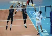 ŞENYURT - Arkas Spor, Halkbank'ı 3-2 Geçti