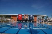 ENGELLİ ÇOCUK - Aydın'da Dev Spor Kompleksinin Açılışı Yapıldı