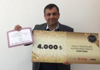 PROJE PAZARI - Bartın Üniversitesine Ar-Ge Ödülü