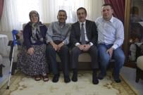 DİYALİZ HASTASI - Başkan Ataç Ev Ziyaretlerine Devam Ediyor