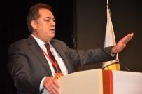 HALIL ÜNAL - Başkan Ünal Yeni Teknik Direktör İçin Yarını İşaret Etti