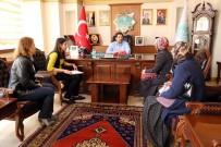 Başkan Yazgı Halk Gününde Vatandaşları Dinledi