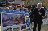 YAYALAŞTIRMA - Başkan Yılmaz Fatsa'da Projeleri Anlattı