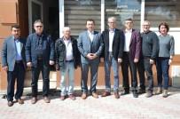 AHMET ÜNAL - Belediye Başkanı Fatih Bakıcı, Güven Tazeleyen Ahmet Ünal'ı Ziyaret Etti