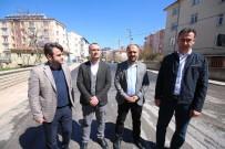 BELDEN - Beyşehir'e Kazandırılan Yol Çizgi Makinesi Mesaisine Başladı