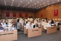 BÜTÇE KOMİSYONU - Çukurova Belediye Meclisi'nde Encümen Ve Komisyon Üyeleri Seçildi