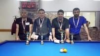 BILARDO - Diyarbakır'da Bilardo Şampiyonası Sona Erdi