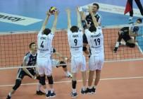ŞENYURT - Efeler Ligi Açıklaması Arkas Spor Açıklaması 3 - Halkbank Açıklaması 2
