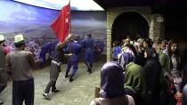 AHMET ÇAKıR - Gaziantep'ten Kahramanmaraş'a 'Şehitler Köprüsü'