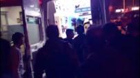 ÜÇTEPE - Giresun'da Zırhlı Araç Dereye Yuvarlandı Açıklaması 2 Polis Yaralı