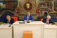 Gümüşhane İl Genel Meclisi'nin Nisan Ayı Toplantıları Başladı