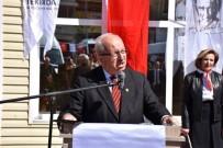 FATİH ÜNSAL - Hayrabolu'da TETUS Törenle Açıldı