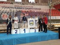 İHLAS KOLEJİ - İhlas Koleji'nden Türkiye Şampiyonası'nda Üç Madalya