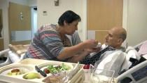 NİKAH ŞAHİDİ - İkinci Kez Hastane Odasında Evlendiler