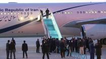 ESENBOĞA HAVALIMANı - İran Cumhurbaşkanı Ruhani Türkiye'de
