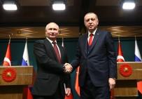 RESMİ KARŞILAMA - 'İşbirliğimizi Devam Ettireceğiz'