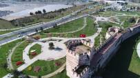 EMIRGAN - İstanbul'un Laleri Havadan Görüntülendi