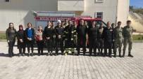 ASKERLİK ŞUBESİ - İtfaiye Müdürlüğü Eğitimlere Devam Ediyor