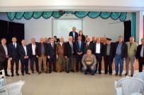 Kabadüz'de Kooperatif Başkanlığı Seçimi