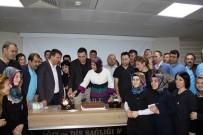 Kadroya Geçişlerini Pasta Keserek Kutladılar
