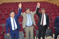 İBRAHIM KARA - Kozan Ticaret Borsası'nda İdris Çevikalp Dönemi