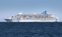 EFES - Kuşadası'na Sezonun İlk Gemisi Geldi