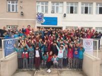 'Merkezim Her Yerde' İlkokul Öğrencileriyle