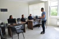 Milas'ta Pasaport Ve Ehliyet İçin Yeni Dönem Başladı