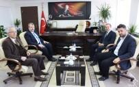 HALIL ELDEMIR - Milletvekili Eldemir'den İl Müdürü Budak'a Ziyaret