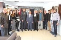 Mimarlar Odasından Niğde Belediye Başkanı Özkan'a Ziyaret