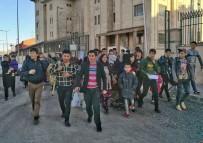 Muş'ta 52 Afgan Uyruklu Şahıs Yakalandı