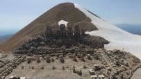NEMRUT - Nemrut Dağı Gökyüzünden Bir Başka Güzel