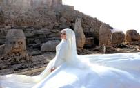 BEĞENDIK - Nemrut Dağı Mankenleri Ağırladı