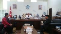 AHMET KELEŞOĞLU - NEÜ Ve Endonezya Arasında Akademik İşbirliği Protokolü İmzalandı