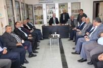 MEHMET TIRYAKI - Nizip Ticaret Odası Üyeleri Yeni Meclisini Seçti