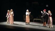 ANTALYA DEVLET TIYATROSU - 'Orhan Asena Yerli Oyunlar Tiyatro Festivali' Başladı