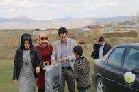 ÖZALP BELEDİYESİ - Özalp Belediyesinden '2 Nisan Otizm Farkındalık Günü' Etkinliği