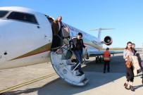 UÇAK SEFERLERİ - Samsun-Krasnodar Uçak Seferleri Yeniden Başladı