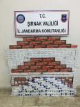 Şırnak'ta 6 Bin 160 Paket Kaçak Sigara Ele Geçirildi