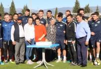 BİLAL KISA - T.M. Akhisarspor, A. Alanyaspor Maçı Hazırlıklarına Başladı