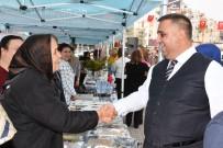 VESİKALIK FOTOĞRAF - Tarsus'ta Hanımeli Pazarı Açılıyor