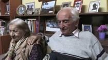 OTURMA ODASI - Trabzonlu Çiftin 71 Yıllık Mutluluğu