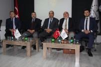 İSMAIL ÖZDEMIR - TÜMSİAD Üyelerine Ar-Ge Destekleri Anlatıldı