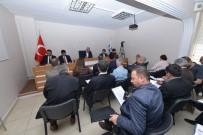 ENERJİ SANTRALİ - Yeşilyurt Belediye Meclisi Toplandı