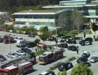 KALIFORNIYA - YouTube binasına silahlı saldırı!