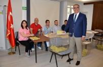 DİŞ HEKİMLERİ - Adana Diş Hekimleri Odası'nda Fatih Güler Güven Tazeledi